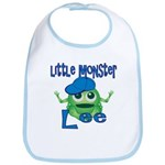 Little Monster Lee Bib