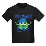 Little Monster Lee Kids Dark T-Shirt