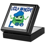 Little Monster Lee Keepsake Box
