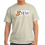 DFWMAS Ash Grey T-Shirt