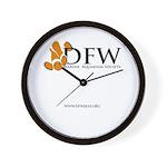 DFWMAS Wall Clock