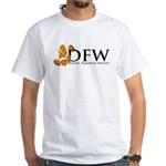 DFWMAS White T-Shirt