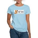 DFWMAS Women's Pink T-Shirt