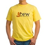 DFWMAS Yellow T-Shirt