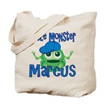 Little Monster Marcus Tote Bag