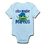 Little Monster Marcus Infant Bodysuit
