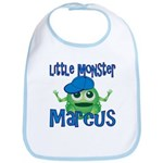 Little Monster Marcus Bib