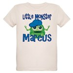 Little Monster Marcus Organic Kids T-Shirt
