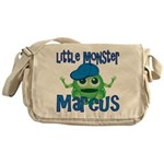 Little Monster Marcus Messenger Bag