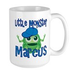 Little Monster Marcus Large Mug