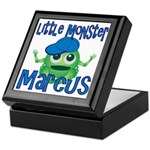 Little Monster Marcus Keepsake Box