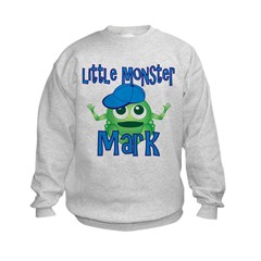 Little Monster Mark Kids Sweatshirt