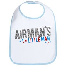 Airman's Little Man Bib