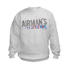 Airman's Little Man Sweatshirt