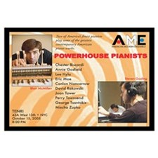 AME Powerhouse Pianists Concert