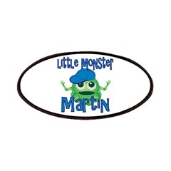 Little Monster Martin Patches