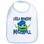 Little Monster Mitchell Bib