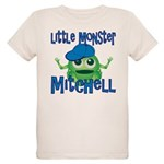 Little Monster Mitchell Organic Kids T-Shirt