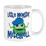 Little Monster Mitchell Mug