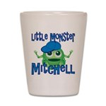 Little Monster Mitchell Shot Glass
