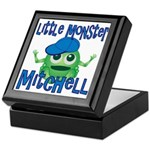 Little Monster Mitchell Keepsake Box