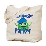 Little Monster Parker Tote Bag