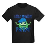 Little Monster Parker Kids Dark T-Shirt