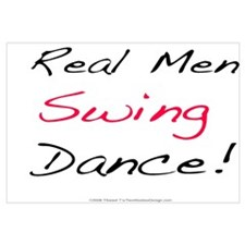 Real Men Swing Dance