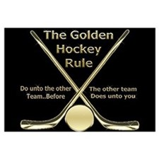 Golden Hockey Rule