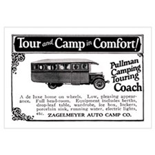 1920's CAMPER 11X17