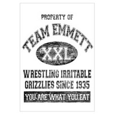 Property of Team Emmett