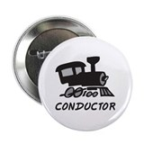 "Unique Locomotives 2.25"" Button (100 pack)"