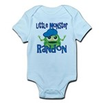 Little Monster Randon Infant Bodysuit
