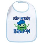 Little Monster Randon Bib