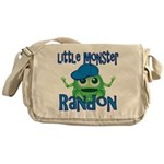 Little Monster Randon Messenger Bag