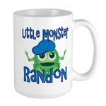 Little Monster Randon Large Mug