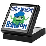 Little Monster Randon Keepsake Box
