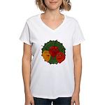 Tres Habaneras Women's V-Neck T-Shirt