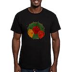 Tres Habaneras Men's Fitted T-Shirt (dark)