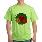 Tres Habaneras Green T-Shirt