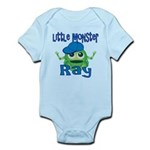 Little Monster Ray Infant Bodysuit