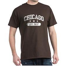 Chicago Est.1837 T-Shirt