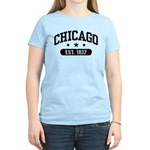 Chicago Est.1837 Women's Light T-Shirt