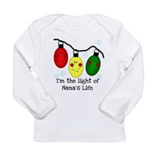 Light of Nana's Life Long Sleeve Infant T-Shirt