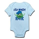 Little Monster Rick Infant Bodysuit