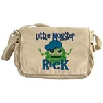 Little Monster Rick Messenger Bag