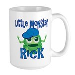 Little Monster Rick Large Mug
