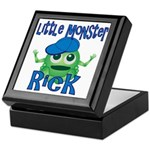 Little Monster Rick Keepsake Box