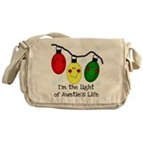 Light of Auntie's Life Messenger Bag