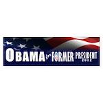 Former President Sticker (Bumper 10 pk)